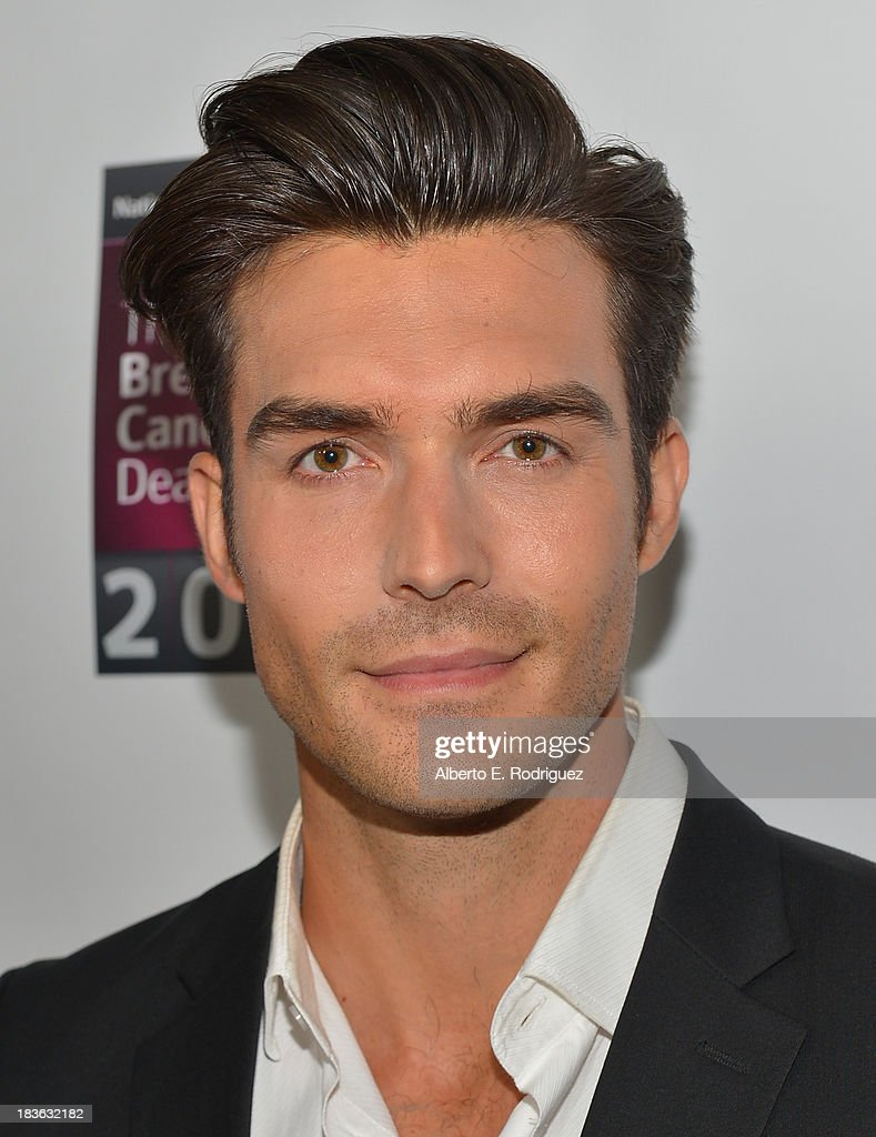 Actor Peter Porte attends The National Breast Cancer Coalition Fund presents The 13th Annual Les Girls at the Avalon on October 7, 2013 in Hollywood, California.
