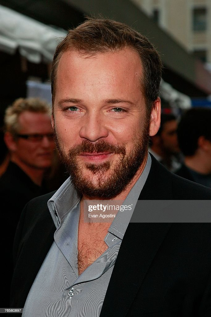 Actor Peter Sarsgaard arrives at the 'Rendition' World Premiere screening during the Toronto International Film Festival 2007 held at the Roy Thomson Hall on September 7, 2007 in Toronto, Canada.