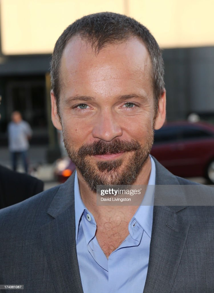 Actor <a gi-track='captionPersonalityLinkClicked' href=/galleries/search?phrase=Peter+Sarsgaard&family=editorial&specificpeople=210547 ng-click='$event.stopPropagation()'>Peter Sarsgaard</a> attends the premiere of 'Blue Jasmine' hosted by the AFI & Sony Picture Classics at the AMPAS Samuel Goldwyn Theater on July 24, 2013 in Beverly Hills, California.
