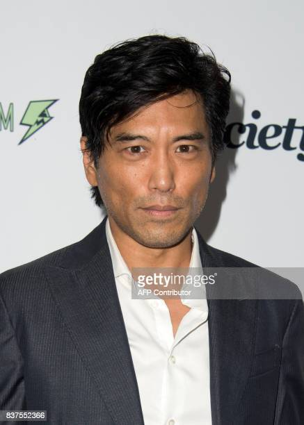 Actor Peter Shinkoda attends the 'Extraordinary Stan Lee' A Special Tribute Event hosted by Chris Hardwick at the Saban Theater on August 22 in...