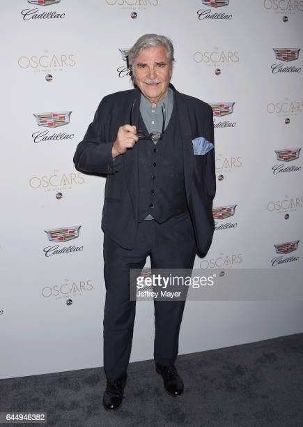 Actor Peter Simonischek attends Cadillac's 89th annual Academy Awards celebration at Chateau Marmont on February 23 2017 in Los Angeles California