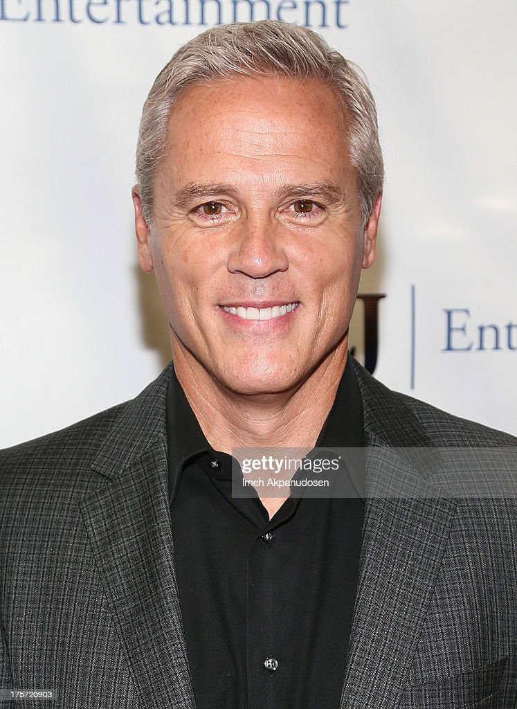 Actor Phil Austin attends the premiere of DirecTV's 'Paradise' at Mann Chinese 6 on August 6, 2013 in Los Angeles, California.