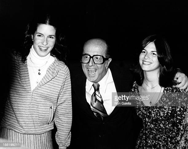 Actor Phil Silvers attends 50th Anniversary Party for CBS on March 9 1978 at the Beverly Hills Hotel Beverly Hills California