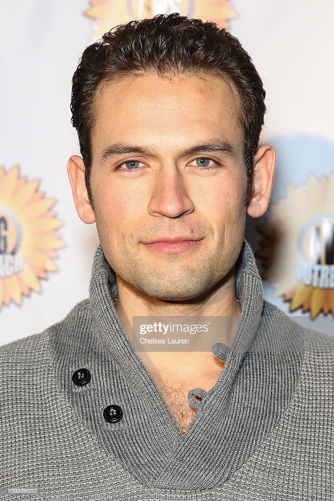 Actor Philip Martin attends the AVG outreach event at the Viceroy Hotel on January 11, 2013 in Santa Monica, California.