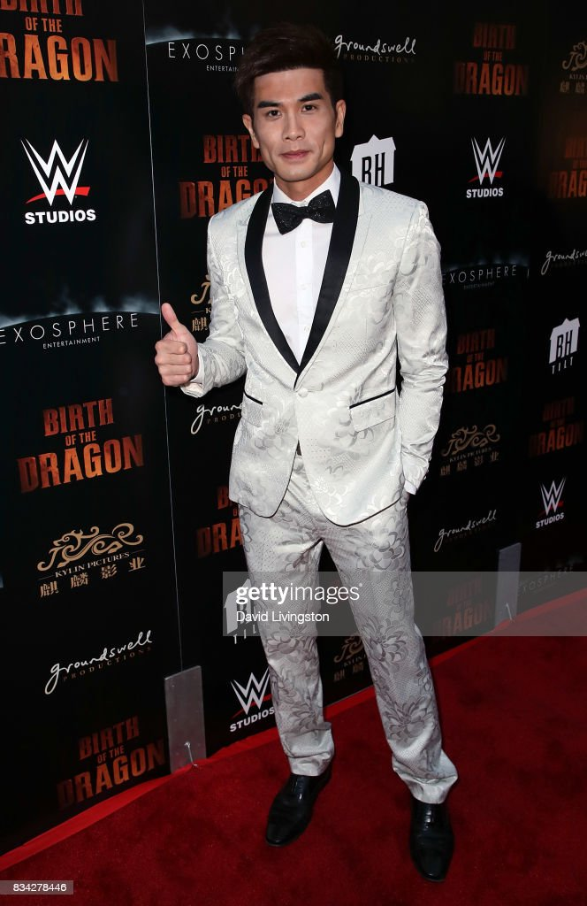 "Special Screening Of WWE Studios' ""Birth Of The Dragon"" - Arrivals"