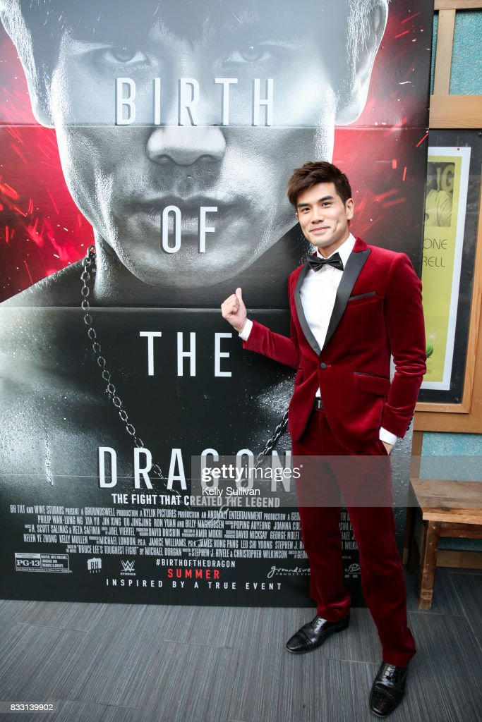 Birth Of The Dragon Special Screening With San Francisco Chinese Hospital