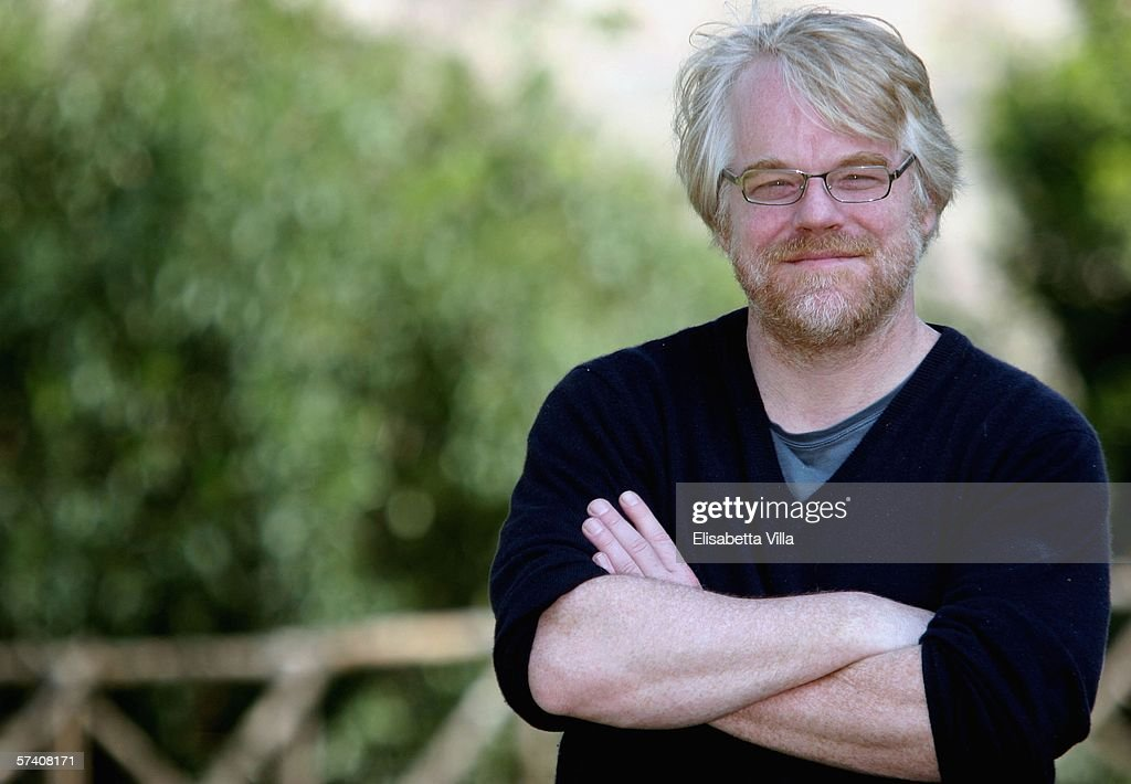 Actor Philip Seymour Hoffman attends the 'Mission Impossible 3' photocall at Coliseum ahead of this evening's World Premiere on April 24 2006 in Rome...