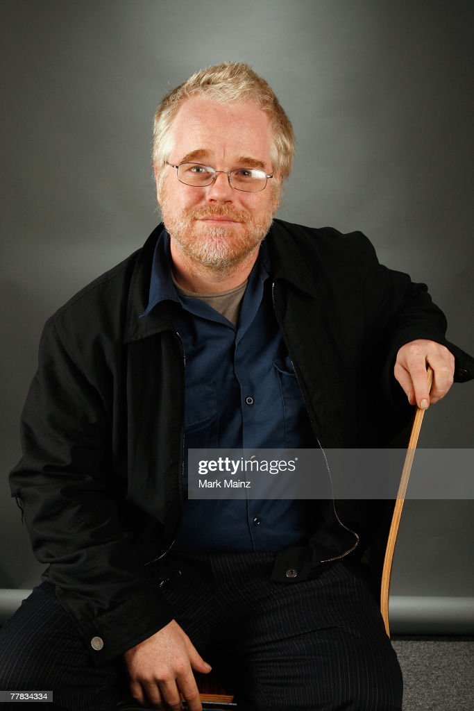 Actor <a gi-track='captionPersonalityLinkClicked' href=/galleries/search?phrase=Philip+Seymour+Hoffman&family=editorial&specificpeople=212791 ng-click='$event.stopPropagation()'>Philip Seymour Hoffman</a> from the film 'The Savages' poses in the portrait studio during AFI FEST 2007 presented by Audi held at ArcLight Cinemas on November 9, 2007 in Hollywood, California.