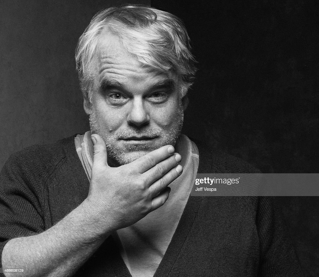 Actor <a gi-track='captionPersonalityLinkClicked' href=/galleries/search?phrase=Philip+Seymour+Hoffman&family=editorial&specificpeople=212791 ng-click='$event.stopPropagation()'>Philip Seymour Hoffman</a> is photographed at the Sundance Film Festival for Self Assignment on January 19, 2014 in Park City, Utah.