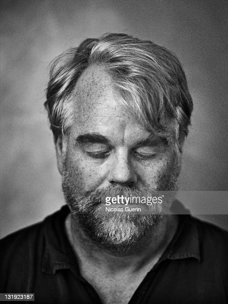 Actor Philip Seymour Hoffman is photographed for Die Zeit Magazine on September 6 2011 in Venice Italy ON GERMANY EMBARGO UNTIL DECEMBER 31 2011