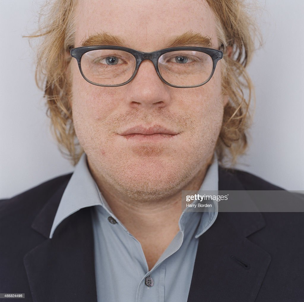 Actor <a gi-track='captionPersonalityLinkClicked' href=/galleries/search?phrase=Philip+Seymour+Hoffman&family=editorial&specificpeople=212791 ng-click='$event.stopPropagation()'>Philip Seymour Hoffman</a> is photographed for Empire magazine in London, United Kingdom.