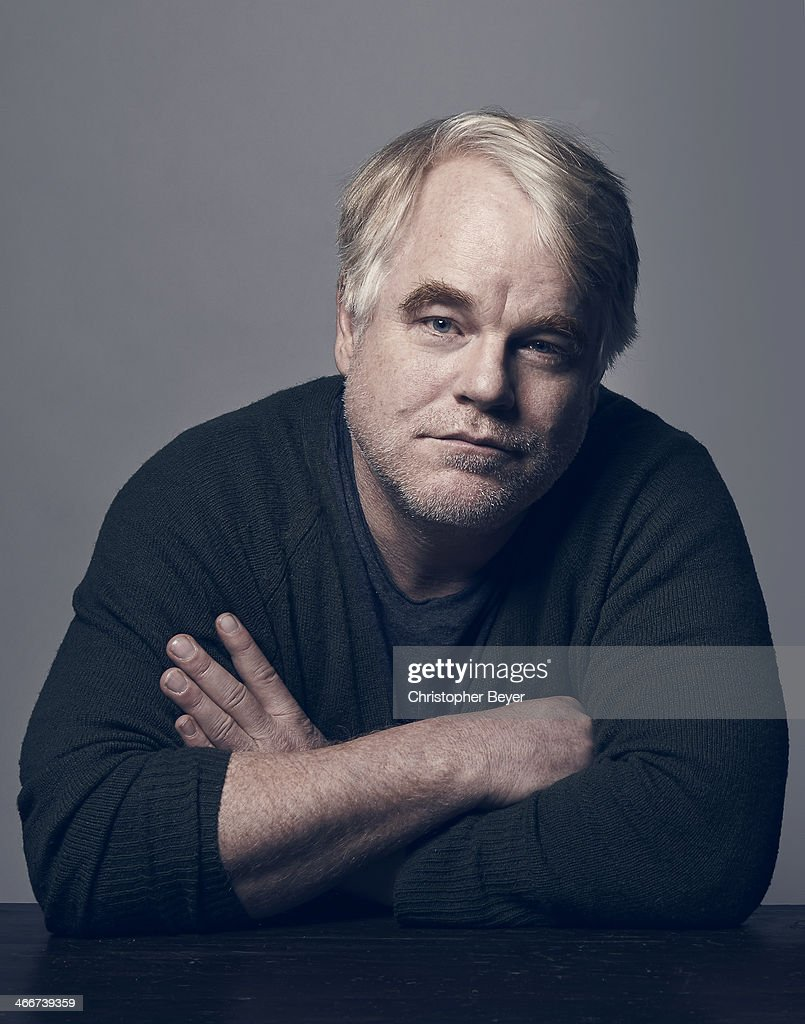 Actor <a gi-track='captionPersonalityLinkClicked' href=/galleries/search?phrase=Philip+Seymour+Hoffman&family=editorial&specificpeople=212791 ng-click='$event.stopPropagation()'>Philip Seymour Hoffman</a> is photographed for Entertainment Weekly Magazine on January 19, 2014 in Park City, Utah. ON DOMESTIC EMBARGO UNTIL APRIL 30, 2014. ON INTERNATIONAL EMBARGO UNTIL MARCH 1, 2014