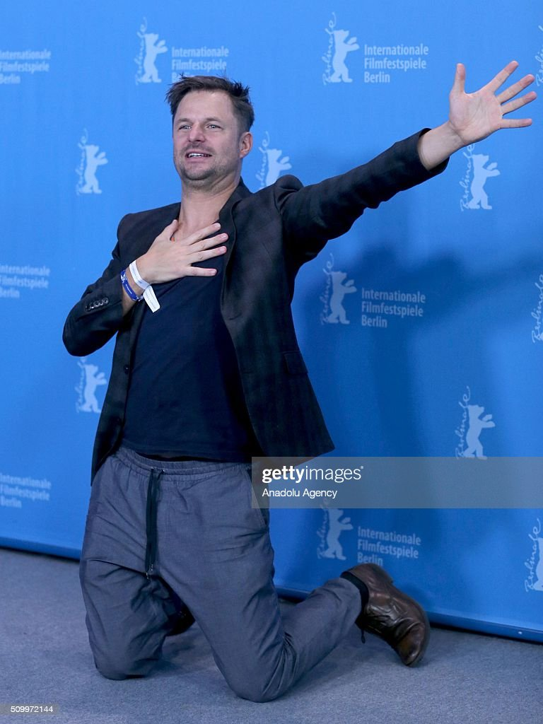 Actor Philipp Hochmair attends the 'Tomcat' (Kater) photo call during the 66th Berlinale International Film Festival Berlin at Grand Hyatt Hotel on February 13, 2016 in Berlin, Germany.