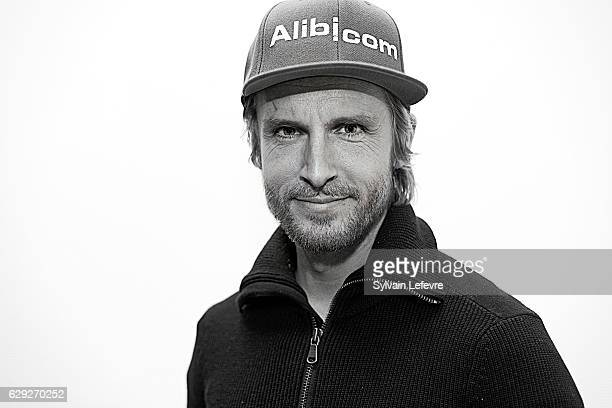 Actor Philippe Lacheaui is photographed for Self Assignment on December 8 2016 in Paris France