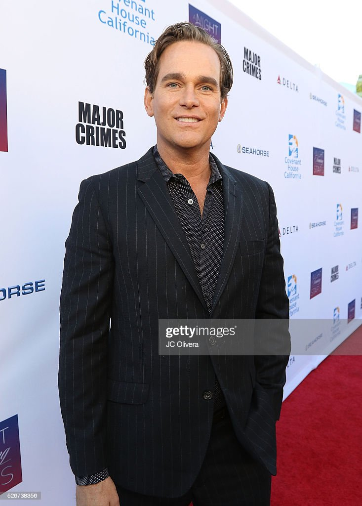 Actor Phillip Keene attends Covenant House Of California's Annual Fundraising Gala, A Night Honoring Our Stars at The Globe Theatre at Universal Studios on April 30, 2016 in Universal City, California.