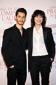 """""""La Promesse De L'Aube"""" Paris Premiere At Gaumont Opera..."""