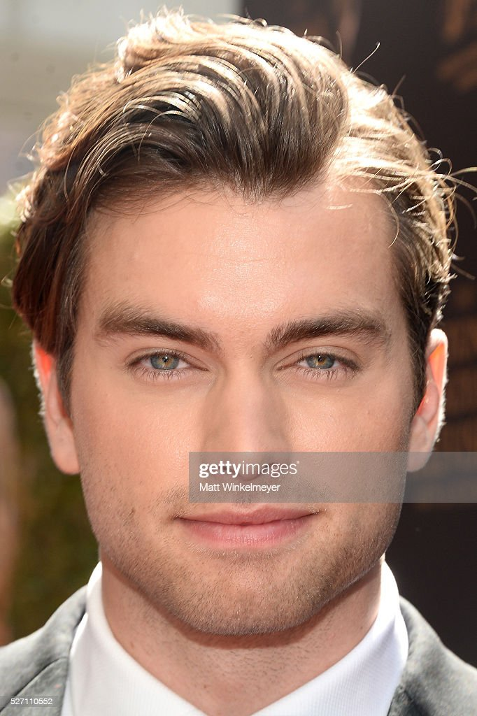 Actor <a gi-track='captionPersonalityLinkClicked' href=/galleries/search?phrase=Pierson+Fode&family=editorial&specificpeople=10829272 ng-click='$event.stopPropagation()'>Pierson Fode</a> arrives at the 43rd Annual Daytime Emmy Awards at the Westin Bonaventure Hotel on May 1, 2016 in Los Angeles, California.