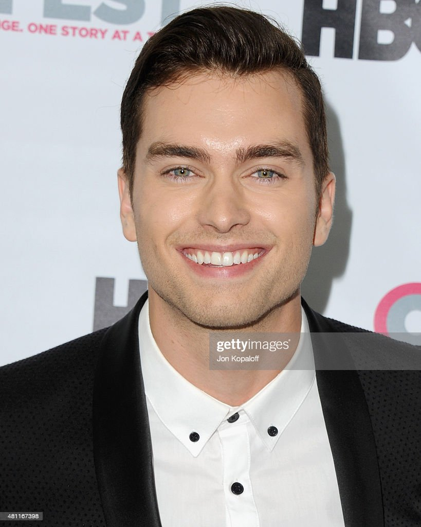 Actor Pierson Fode arrives at the Premiere Of 20th Century Fox's 'Naomi Ely's No Kiss List' At 2015 Outfest's LGBT Los Angeles Film Festival at The...