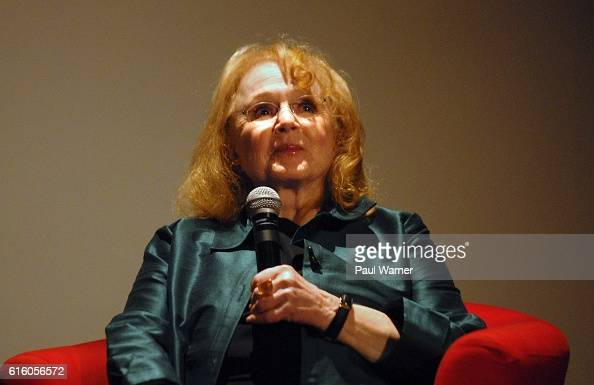 Actor Piper Laurie appears at A Evening with Piper Laurie at the Detroit Institute of the Arts Film Theater on Thursday October 20 2016 in Detroit MI