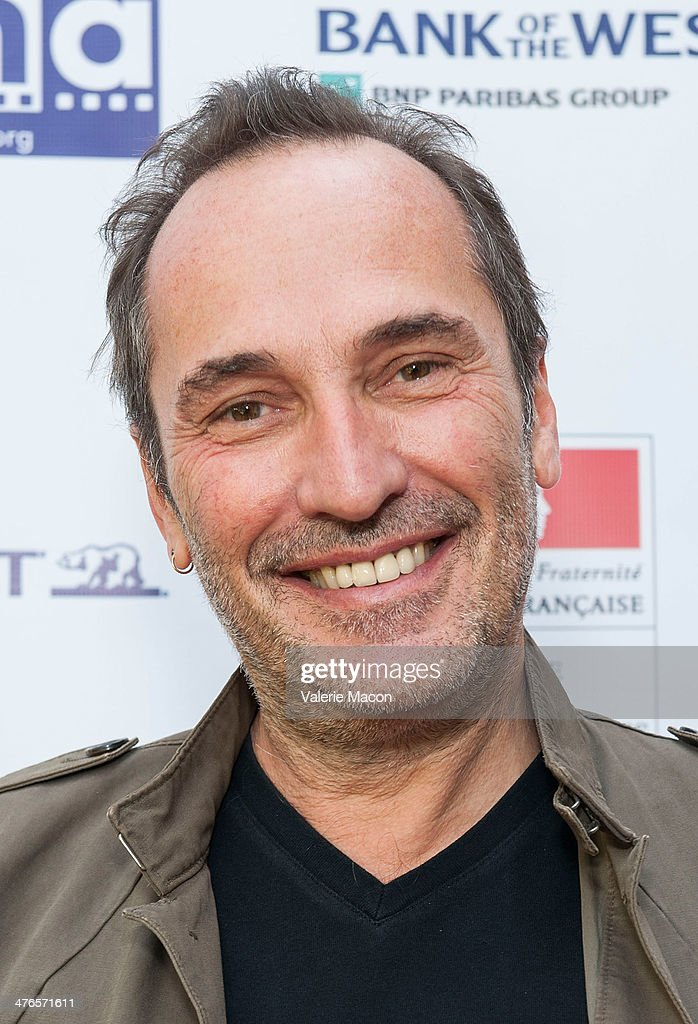 Actor Pitoff attends The Consul General Of France, Mr. Axel Cruau, Honors The French Nominees For The 86th Annual Academy Awards party on March 3, 2014 in Beverly Hills, California.
