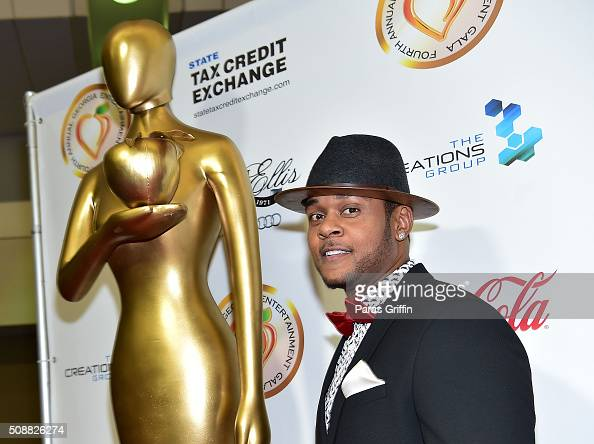 Actor Pooch Hall attends 4th Annual Georgia Entertainment Awards at Georgia World Congress Center on February 6 2016 in Atlanta Georgia