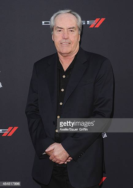 Actor Powers Boothe arrives at the Los Angeles premiere of 'Sin City A Dame To Kill For' at TCL Chinese Theatre on August 19 2014 in Hollywood...