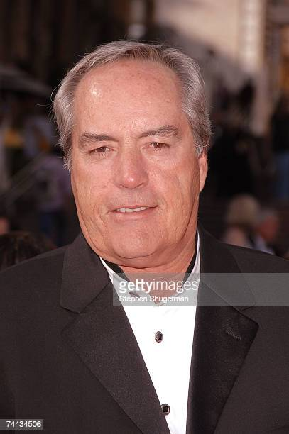 Actor Powers Boothe arrives to the 35th AFI Life Achievement Award tribute to Al Pacino held at the Kodak Theatre on June 7 2007 in Hollywood...
