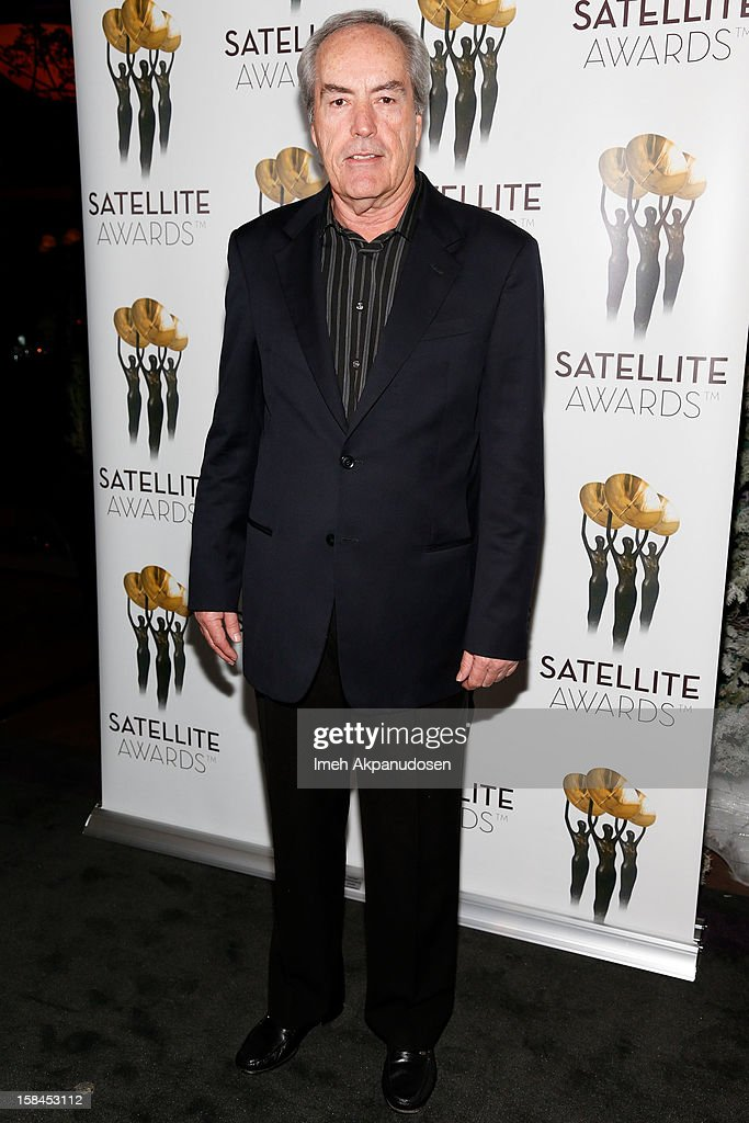 Actor Powers Boothe attends International Press Academy's 17th Annual Satellite Awards at InterContinental Hotel on December 16, 2012 in Century City, California.