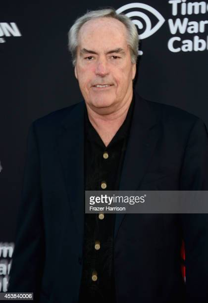Actor Powers Boothe attends Premiere of Dimension Films' 'Sin City A Dame To Kill For' at TCL Chinese Theatre on August 19 2014 in Hollywood...