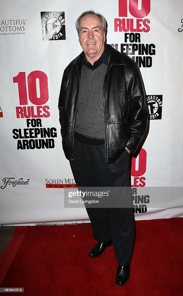 Actor Powers Boothe attends the premiere of Screen Media Films' '10 Rules for Sleeping Around' at the Egyptian Theatre on April 1, 2014 in Hollywood, California.