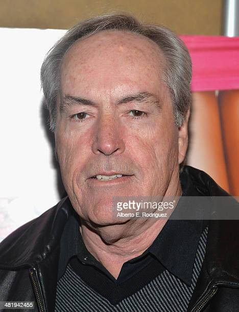 Actor Powers Boothe attends the premiere of Screen Media Films' '10 Rules For Sleeping Around' at the Egyptian Theatre on April 1 2014 in Hollywood...