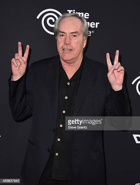 Actor Powers Boothe attends the 'Sin City A Dame To Kill For' Los Angeles premiere at TCL Chinese Theatre on August 19 2014 in Hollywood California