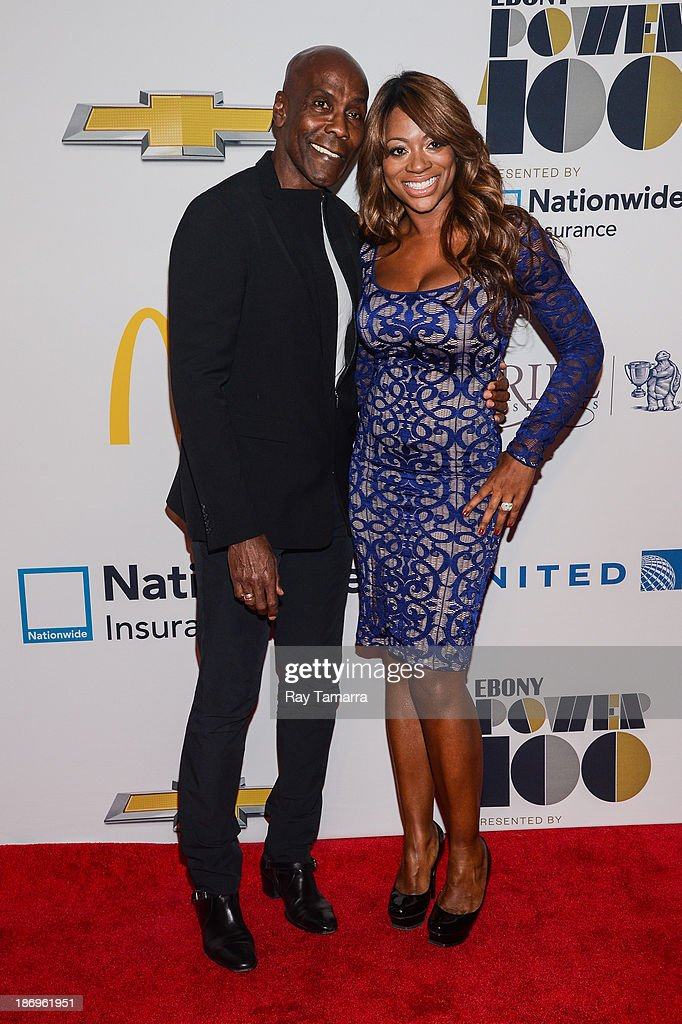 Actor Preston Bailey (L) and guest attend the 2013 EBONY Power 100 List Gala at Frederick P. Rose Hall, Jazz at Lincoln Center on November 4, 2013 in New York City.