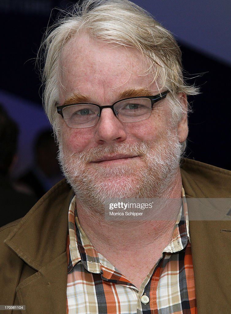 Actor, producer and director <a gi-track='captionPersonalityLinkClicked' href=/galleries/search?phrase=Philip+Seymour+Hoffman&family=editorial&specificpeople=212791 ng-click='$event.stopPropagation()'>Philip Seymour Hoffman</a> attends Museum of the Moving Image Inaugural Envision Award Gala Dinner at Museum of the Moving Image on June 11, 2013 in New York City.