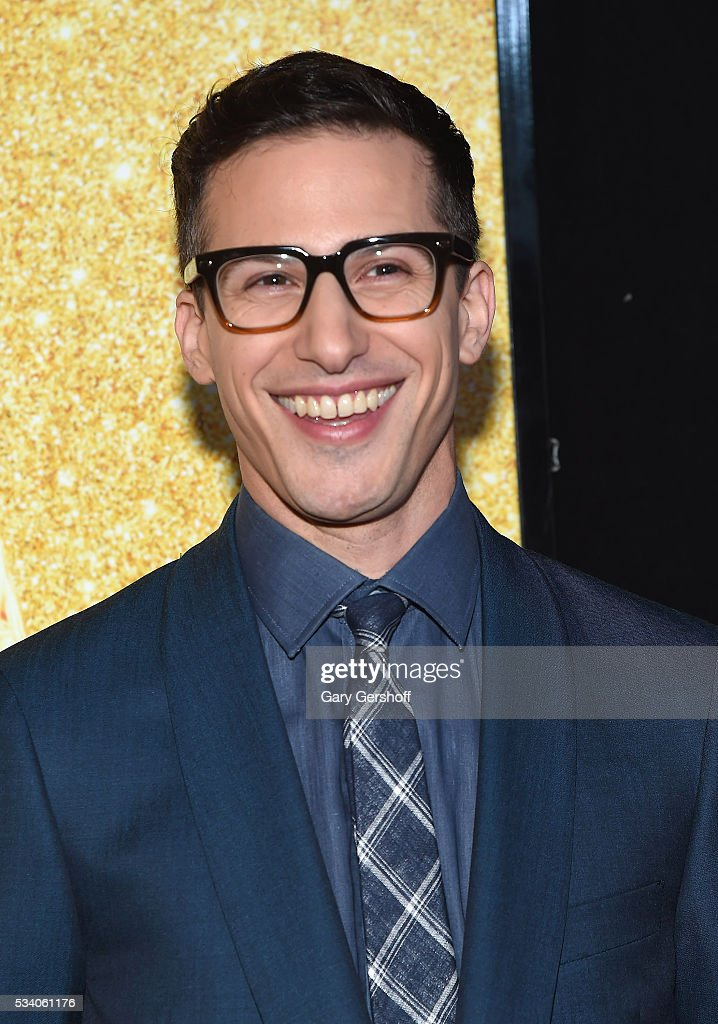 Actor, producer and writer <a gi-track='captionPersonalityLinkClicked' href=/galleries/search?phrase=Andy+Samberg&family=editorial&specificpeople=595651 ng-click='$event.stopPropagation()'>Andy Samberg</a> attends the 'Popstar: Never Stop Never Stopping' New York premiere at AMC Loews Lincoln Square 13 theater on May 24, 2016 in New York City.