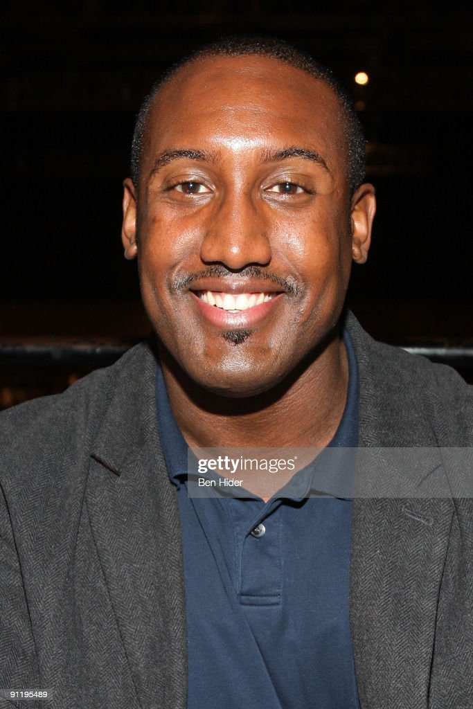 Actor Quentin Earl Darrington attends the 23rd Annual Broadway Flea Market & Grand Auction at Roseland Ballroom on September 27, 2009 in New York City.