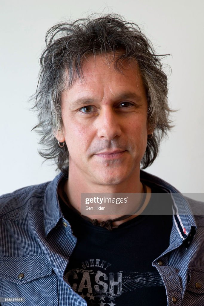 Actor Quentin Mare attends the 'Sleeping Rough' Cast Photo Call at Playwrights Horizon's North Rehearsal Studio on March 11, 2013 in New York City.