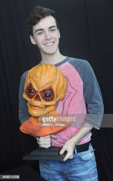 Actor Quinn Lord attends Day 2 of the 2017 Son Of Monsterpalooza Convention held at Marriott Burbank Airport Hotel on September 16 2017 in Burbank...