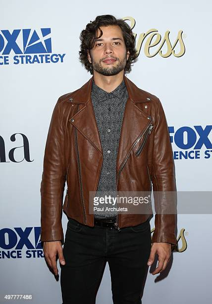 Actor Rafael de la Fuente attends Latina Magazine's 'Hot List' Party at The London West Hollywood on October 6 2015 in West Hollywood California