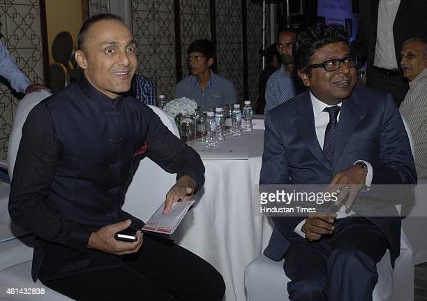 Actor Rahul Bose during the second edition of HT for Mumbai Awards on January 10 2015 in Mumbai India