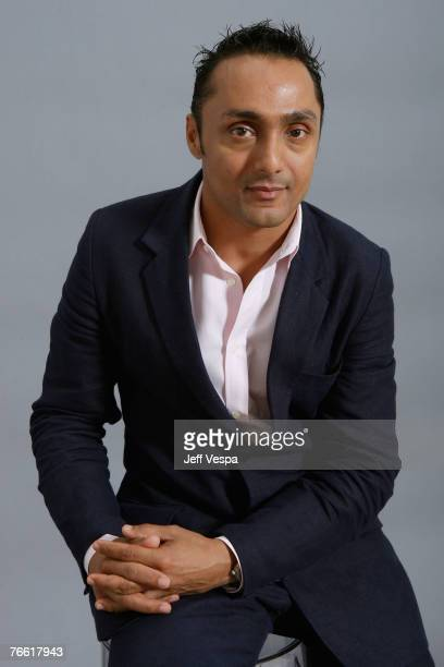 TORONTO ONTARIO SEPTEMBER 09 Actor Rahul Bose of 'Before The Rains' at the 2007 Diesel Portrait Studio Presented by Wireimage and Inside...