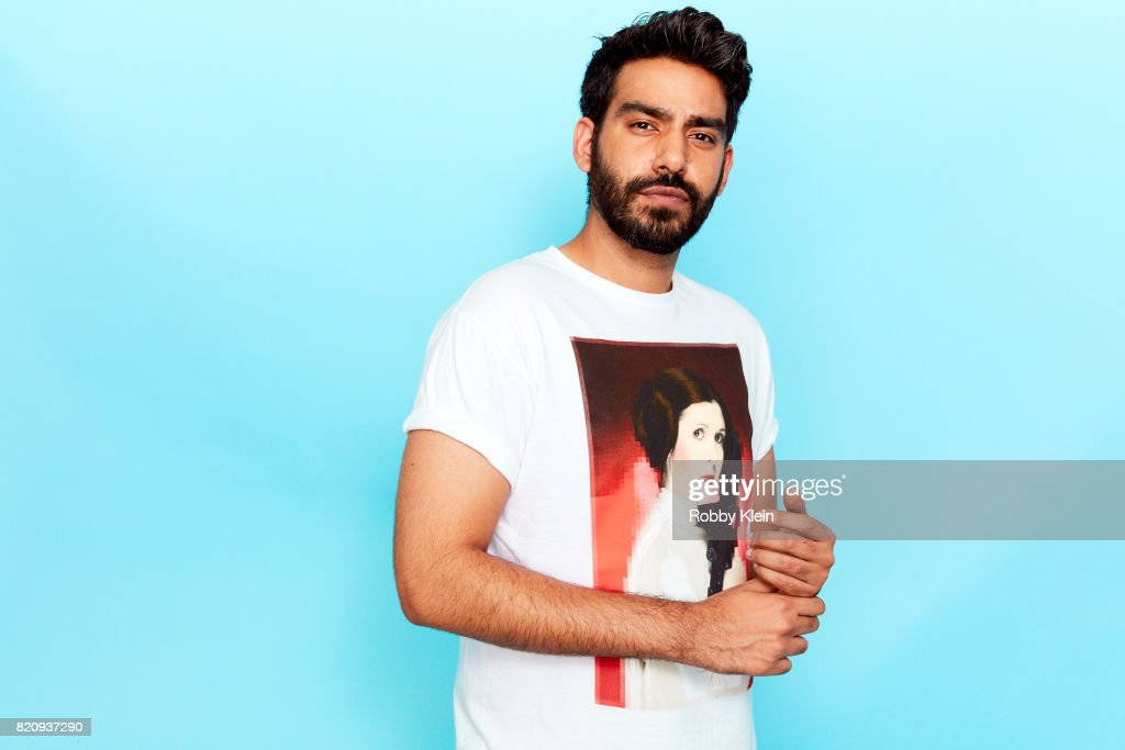 Actor Rahul Kohli from CW's 'iZombie' poses for a portrait during Comic-Con 2017 at Hard Rock Hotel San Diego on July 21, 2017 in San Diego, California.