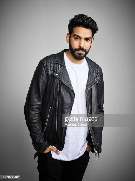 Actor Rahul Kohli from 'iZombie' is photographed for Entertainment Weekly Magazine on July 22 2016 at Comic Con in the Hard Rock Hotel in San Diego...