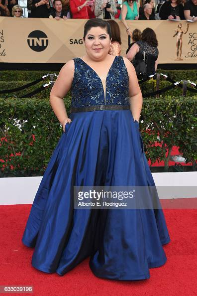 Actor Raini Rodriguez attends the 23rd Annual Screen Actors Guild Awards at The Shrine Expo Hall on January 29 2017 in Los Angeles California