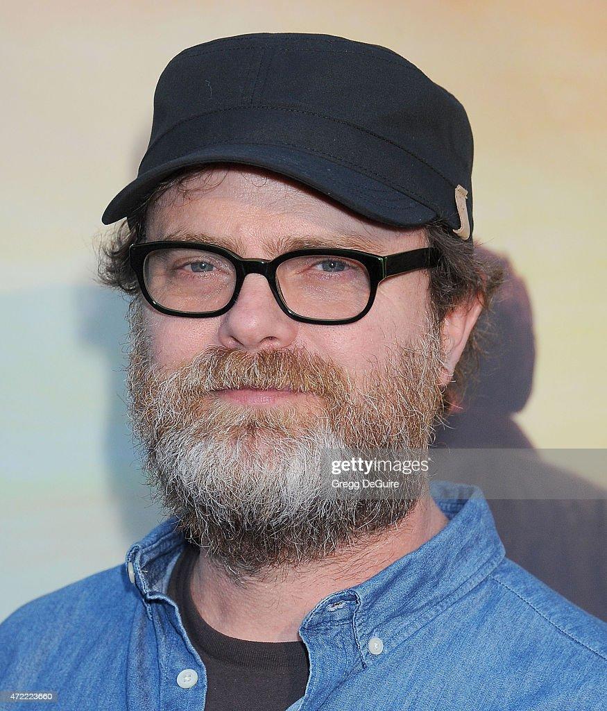 Actor <a gi-track='captionPersonalityLinkClicked' href=/galleries/search?phrase=Rainn+Wilson&family=editorial&specificpeople=534993 ng-click='$event.stopPropagation()'>Rainn Wilson</a> arrives at the Los Angeles premiere of 'Where Hope Grows' at ArcLight Cinemas on May 4, 2015 in Hollywood, California.