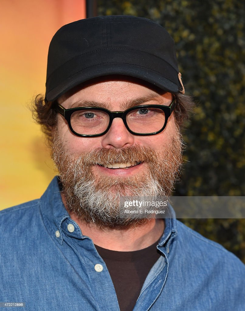 Actor <a gi-track='captionPersonalityLinkClicked' href=/galleries/search?phrase=Rainn+Wilson&family=editorial&specificpeople=534993 ng-click='$event.stopPropagation()'>Rainn Wilson</a> attends the premiere of Roadside Attractions' & Godspeed Pictures' 'Where Hope Grows' at The ArcLight Cinemas on May 4, 2015 in Hollywood, California.