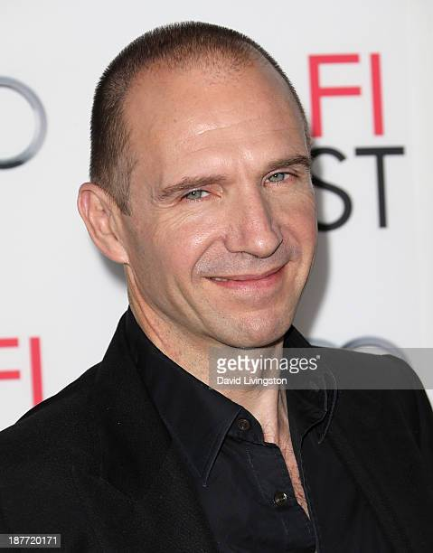 Actor Ralph Fiennes attends the AFI FEST 2013 presented by Audi screening of 'The Invisible Woman' at the TCL Chinese Theatre on November 11 2013 in...