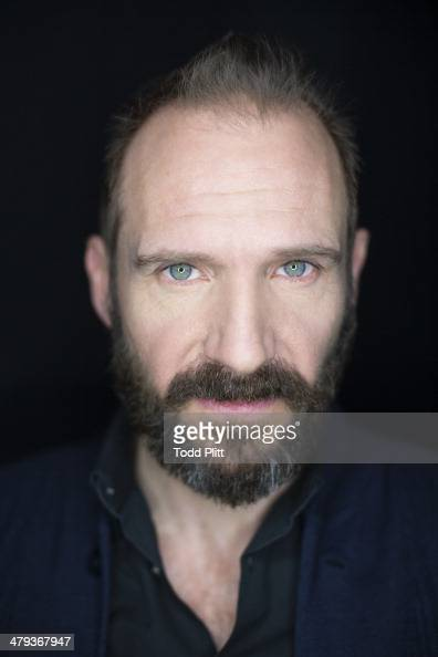 Actor Ralph Fiennes is photographed for USA Today on February 26 2014 in New York City