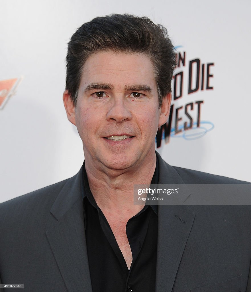 Actor <a gi-track='captionPersonalityLinkClicked' href=/galleries/search?phrase=Ralph+Garman&family=editorial&specificpeople=2233928 ng-click='$event.stopPropagation()'>Ralph Garman</a> attends the premiere of 'A Million Ways To Die In The West' presented by Budweiser at Regency Village Theatre on May 15, 2014 in Los Angeles, California.