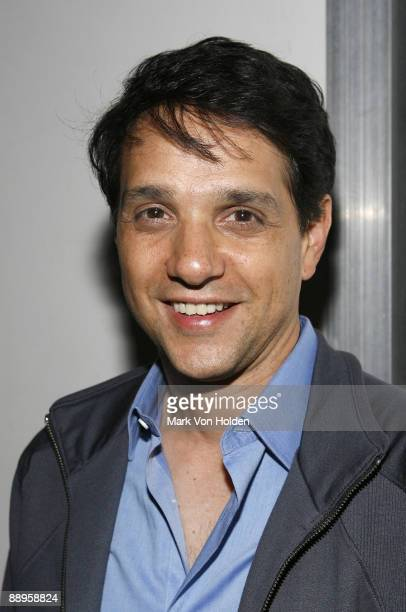 Actor Ralph Macchio attends an after party following a screening of '500 Days Of Summer' hosted by The Cinema Society with Brooks Brothers and Cotton...